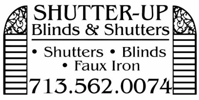 Shutter Up Blinds & Shutters