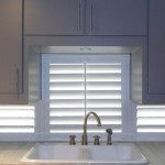 Custom Kitchen Shades